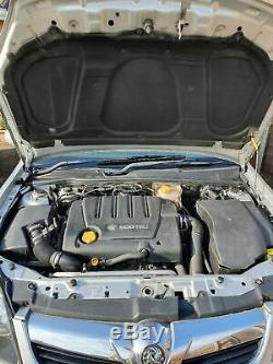 Vauxhall Vectra Estate 1.9 SRI CDTI 120 Silver Diesel
