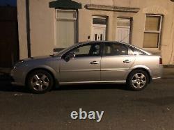 Vauxhall Vectra Exclusiv CDTI 120