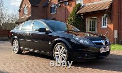 Vauxhall Vectra SRI 1.9 CDTI 150 2006 Black