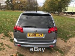 Vauxhall Vectra SRI CDTI 150 VXR styling kit