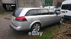 Vauxhall Vectra SRI CDTI HAS FAULT