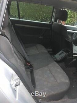 Vauxhall Vectra SRi NAV 1.9 CDTi Estate 2008 Failed MOT(brake pipes & emissions)