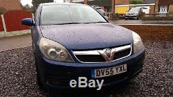 Vauxhall Vectra Sri cdti 150 spares repair non runner misfire no. 3
