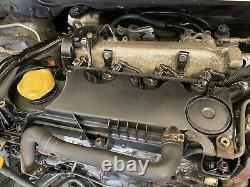 Vauxhall Vectra Zafira Astra 1.9 8v CDTI ENGINE Z19DT Diesel 120bhp 2008