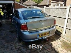 Vauxhall Vectra cdti 150bhp elite 2005 spares or repair