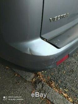 Vauxhall Vectra diesel estate club cdti 120