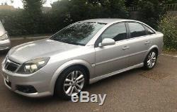 Vauxhall Vectra facelift 3.0 cdti