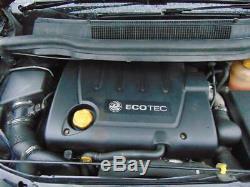 Vauxhall Zafira 05-12 1.9 Z19DT Engine Run & Tested 0000357646