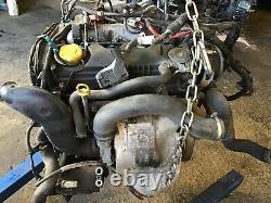 Vauxhall Zafira 1.9 CDTi Diesel Engine Z19DT 150k Vectra Insignia Complete