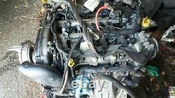 Vauxhall Zafira B Astra H VECTRA C 1.9 cdti 150BHP engine