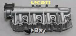 Vauxhall Zafira / Vectra 1.9 Cdti Z19dth 150bhp 16v Swirl Flap Inlet Manifold