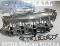 Vauxhall Zafira/vectra/astra 1.9cdti Z19dth 150bhp 16v Swirl Flap Inlet Manifold