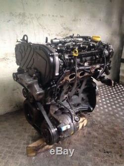Vauxhall astra, zafira, vectra, signum 1.9 cdti 150 engine 2008 96k