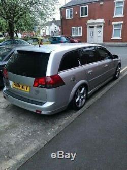 Vauxhall vectra 1 9 cdti. 170 bhp