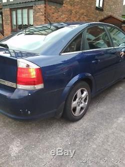 Vauxhall vectra 1.9 cdti (2007)