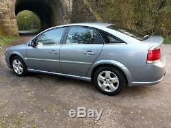 Vauxhall vectra 1.9 cdti Exclusiv
