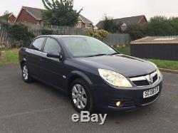 Vauxhall vectra 1.9 cdti automatic 2008 low Mileage