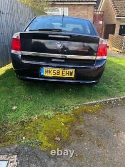 Vauxhall vectra 1 9 cdti elite