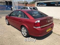 Vauxhall vectra 1.9 cdti elite nav 2006
