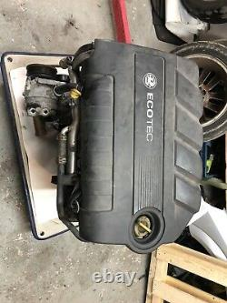 Vauxhall vectra 1.9 cdti sri 150 Engine 2005