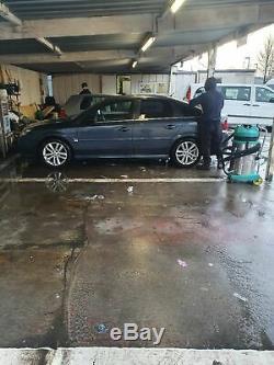 Vauxhall vectra 1.9 cdti sri 150 slight front end damage