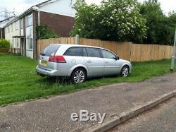 Vauxhall vectra 1.9 cdti sri estate automatic