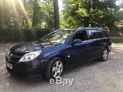 Vauxhall vectra 1.9cdti 120