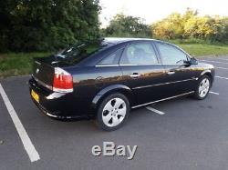 Vauxhall vectra 1.9cdti elite auto diesel