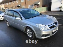 Vauxhall vectra 1.9cdti estate