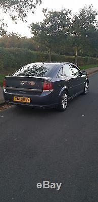 Vauxhall vectra 1.9cdti sri 2008