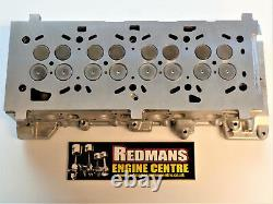 Vauxhall vectra /Saab/alfa 1.9 CDTI cylinder head RECONDITIONED Z19DTH 55206424