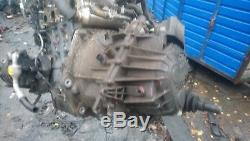 Vauxhall vectra astra zafira 1.9cdti m32 gearbox