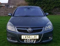 Vauxhall vectra c sri cdti xp1 satnav 150bp