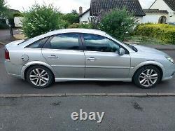 Vauxhall vectra cdti 1.9 diesel sri