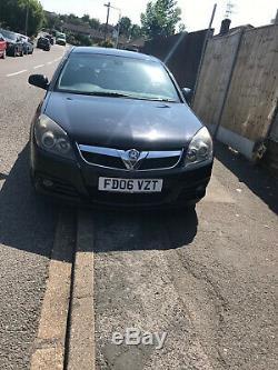 Vauxhall vectra design CDTI