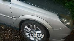 Vauxhall vectra estate 1.9cdti150 only 89588 miles. Injection fault not running