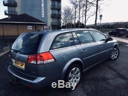 Vauxhall vectra estate exclusiv cdti 1.9 tdi 150 bhp new mot