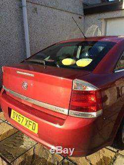 Vauxhall vectra exclusiv CDTI