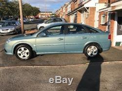 Vauxhall vectra exclusive diesel cdti 120