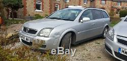 Vauxhall vectra sri cdti estate