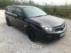 Vauxhall vectra sri n16v xp11 cdti estate 2008. Px/swaps