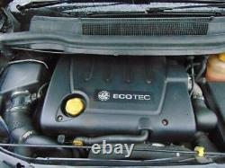 Vauxhall zafira astra vectra 1.9 cdti z19dt engine