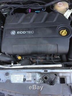 Vectra/Astra/Zafira 1.9 Z19DTH(150BHP) CDTI Diesel COMPLETE Engine (Pump & Inj)