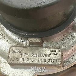 Vectra C 1.9 Cdti 2002-2008 Garrett Turbo Turbocharger & Manifold 55196766