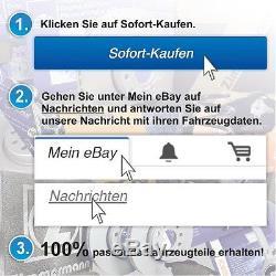 Zimmermann Bremsen Bremsscheiben Kit Vorne Hinten Opel Vectra C Gts 1.9 Cdti